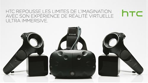 HTC Vive Pre : des précommandes pour février à un prix de 1500 dollars