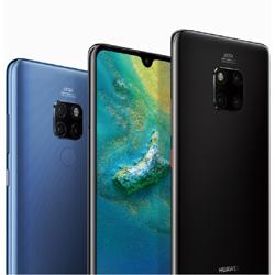 Huawei dévoile sa gamme Mate 20