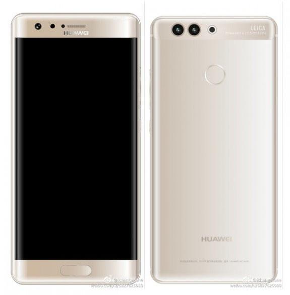 Un scanner d'iris sur le prochain Huawei P10 Plus ?