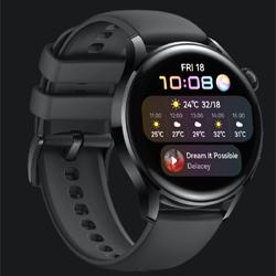 Huawei Watch 3 : la première montre sous HarmonyOS