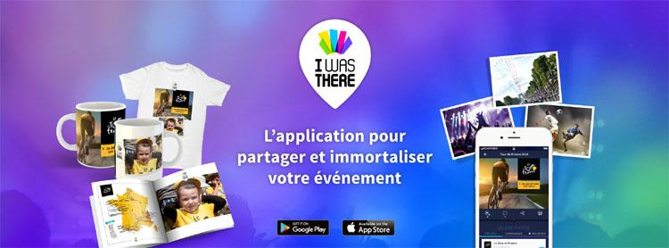I was there : une application pour partager ses photos et créer son souvenir personnalisé