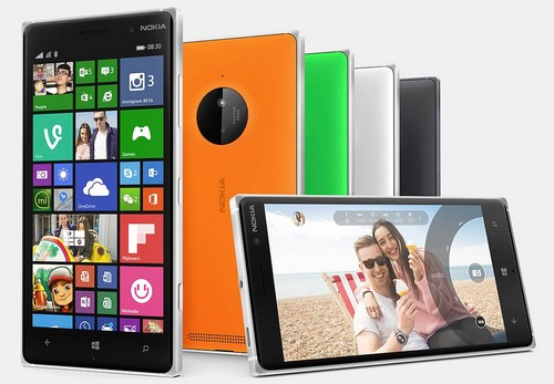 IFA 2014 : Nokia dévoile trois  Lumia : 830, 735 et 730 Dual SIM