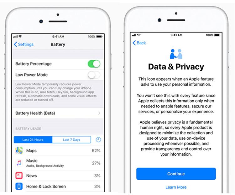 iOS 11.3 : la gestion de la batterie est enfin disponible
