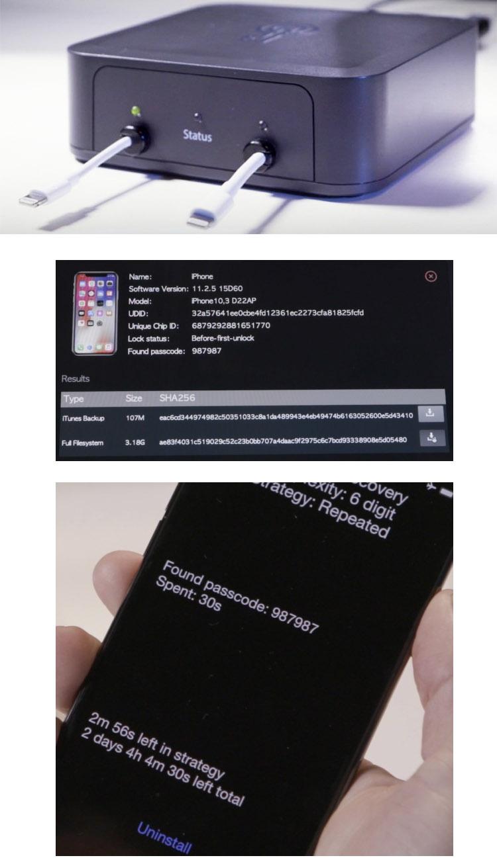 iOS 12 : Apple a réussi à bloquer les logiciels de déverouillage de la police