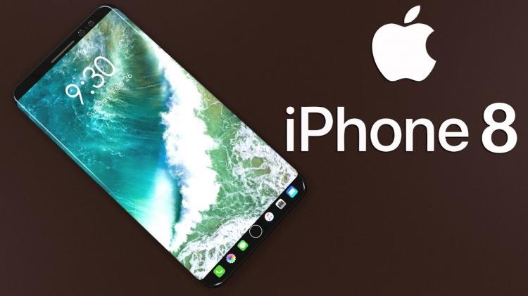 iPhone 8 : adieu au bouton Home et bienvenue à la Touch Bar