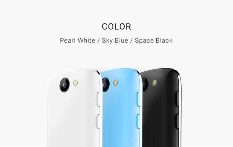 Jelly d'Unihertz : le plus petit smartphone 4G au monde