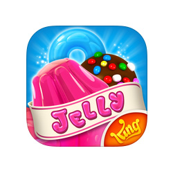 Jellycieux ! Candy Crush Jelly Saga est disponible