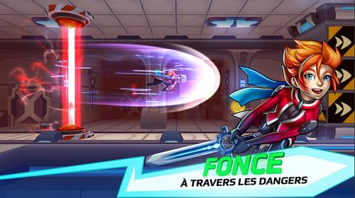 Jetpack Fighter  est disponible sur iOS