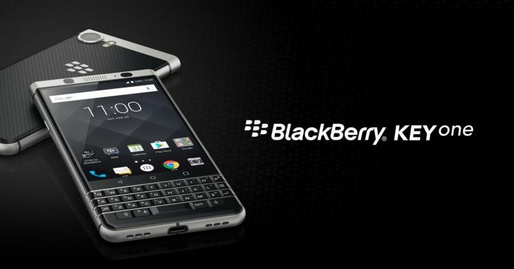 Key One: le nouveau Blackberry arrive dans 2 jours chez nous
