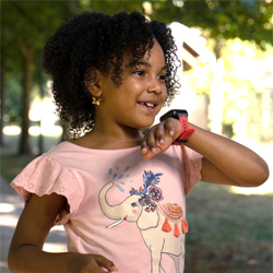 KiwipWatch 5, une montre connectée pour les enfants