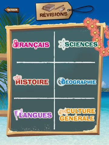 L'application « Cahier de vacances pour adultes » pour vous occuper durant les vacances