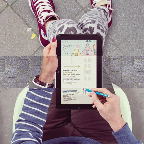 L'application de prise de notes de Wacom s'étend à Android, Kindle Fire et Windows