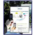 L'application flashcode est disponible sur les mobiles iPhone et Android