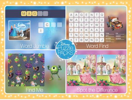 L'application mobile Puzzles et Activités est disponible sur iOS