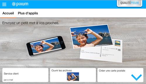 L'application qui crée et envoie des cartes postales depuis un smartphone