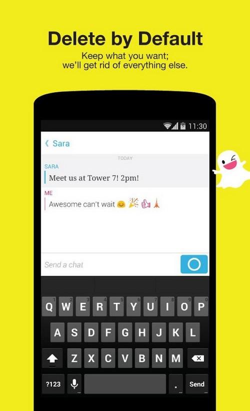 L'application Snapchat va désormais diffuser des publicités