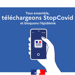 L'application StopCovid a été téléchargée par moins de 2 millions de Français en deux semaines