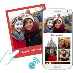 L'application Tapcards dépoussière la photo imprimée