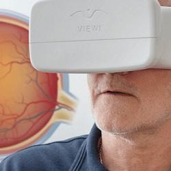Diagnostiquer le glaucome avec l'écosystème Viewi