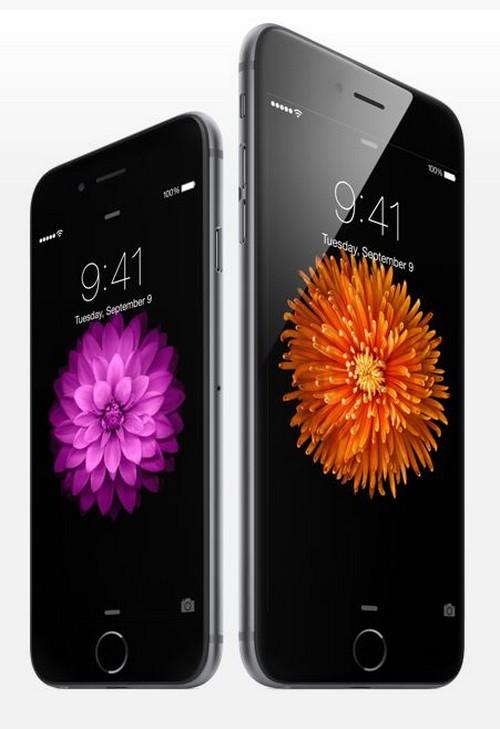 L'iPhone 6 et l'iPhone 6 Plus seront disponibles dans 115 pays