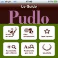 L'iPhone se dote de l'application Pudlo Paris 2011