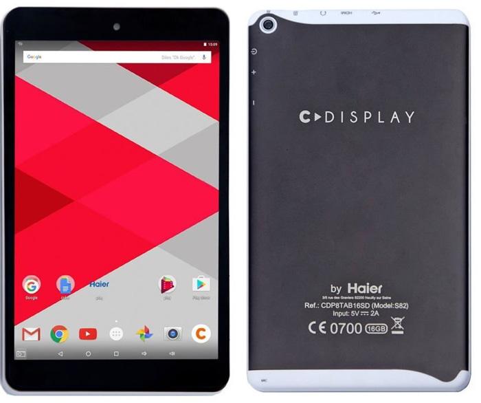 Cdisplay, une tablette à moins de 100 euros