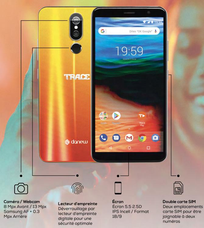 La marque française Danew et le groupe Trace lance le T-ONE