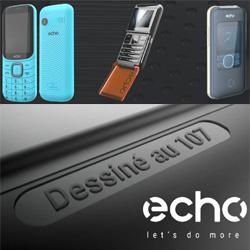 La marque française Echo lance 3 nouveaux modèles à petits prix