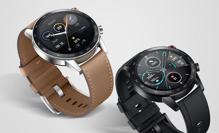 La marque Honor lance sa montre connectée MagicWatch 2 en France