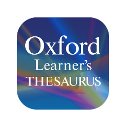 La nouvelle application Oxford Learner's Thesaurus arrive Android