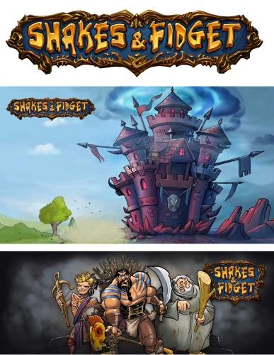 Shakes & Fidget : découvrez le château fort tant attendu