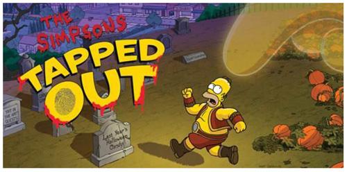 La nouvelle mise à jour Horror Show pour Les Simpson Springfield est maintenant disponible