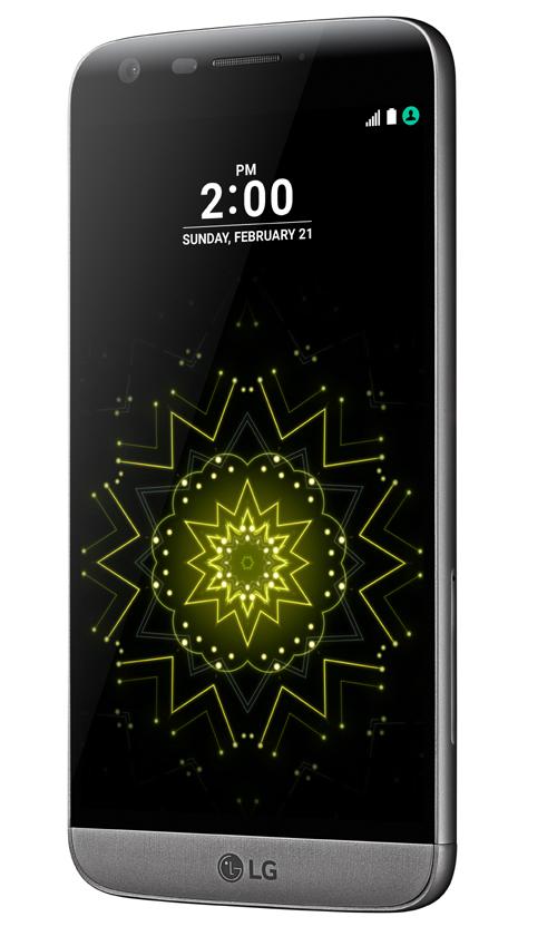 Le LG G5 vient de recevoir sa première mise à jour software