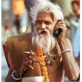 La publicité sur téléphone mobile devient vocale en Inde