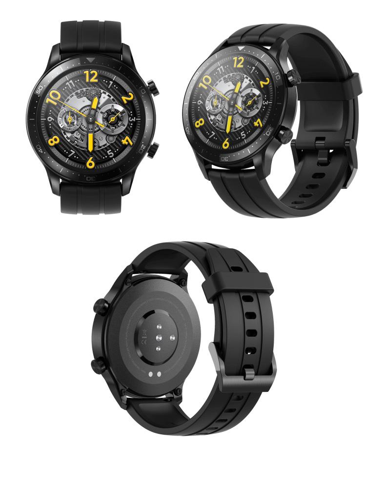 La realme Watch S Pro, une montre connectée haut de gamme à moins de 130 euros