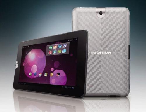 La Regza AT300, la prochaine tablette tactile de Toshiba