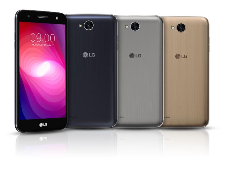 Le LG X power2, un smartphone pour ceux qui recherchent  une batterie de grande capacité