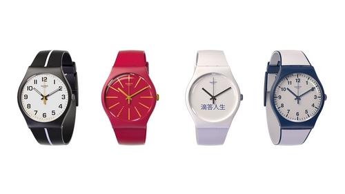 La Swatch Bellamy : une montre NFC « semi-connectée » ?