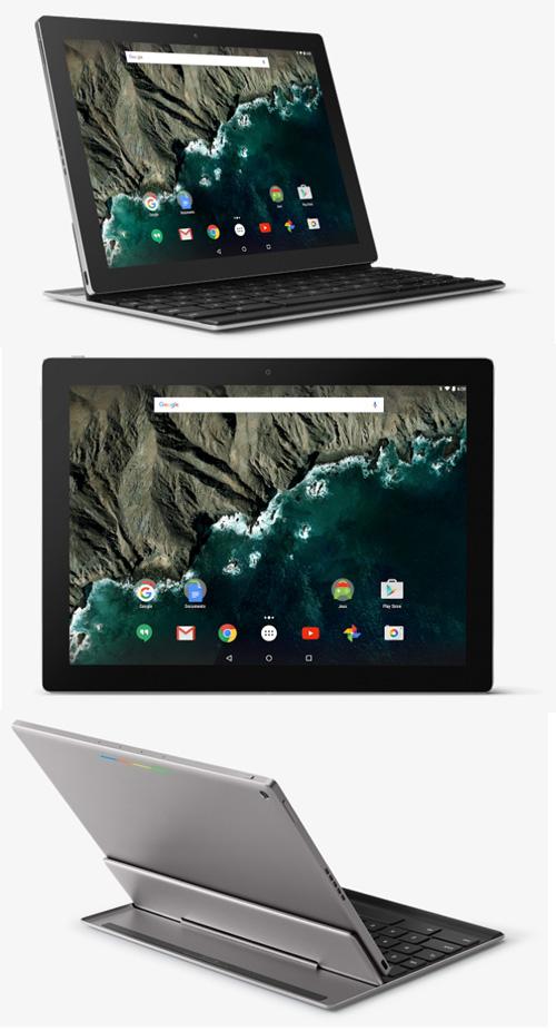 La tablette Pixel C de Google, un peu trop chère ?
