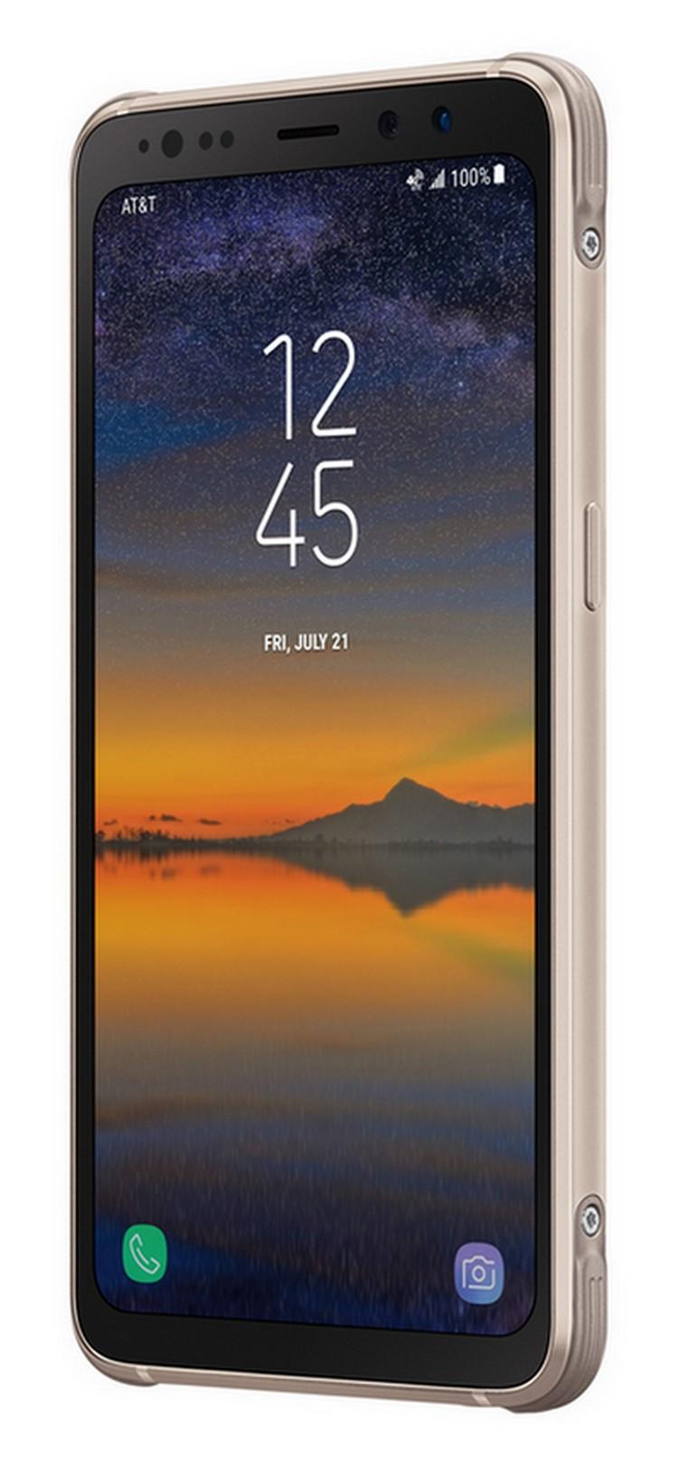 Samsung dévoile officiellement le Galaxy S8 Active