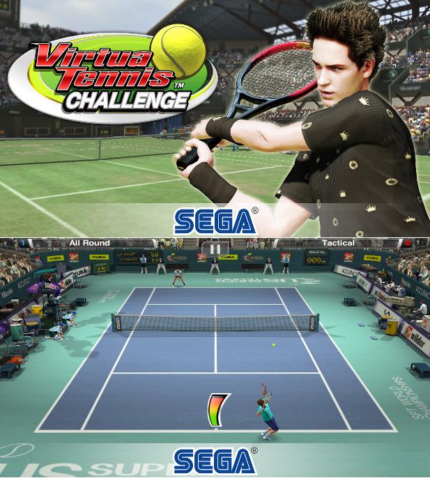 Virtua Tennis Challenge est désormais gratuit sur ios et android