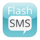 Lancement de Flash SMS Class 0 sur IOS