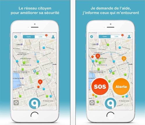 qwidam, une application pour améliorer la sécurité des citoyens