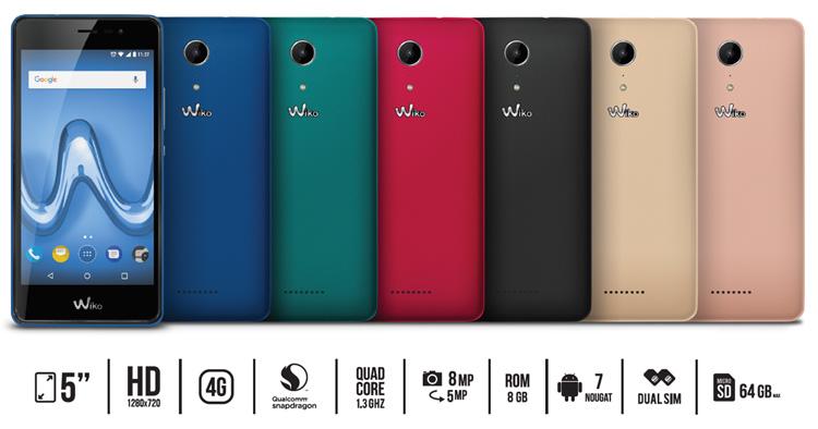 Le Wiko Tommy2 sera disponible le 17 juillet