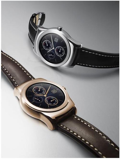 Lancement mondial de la LG Watch Urbane