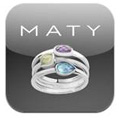 Le baguier virtuel : la nouvelle application Maty