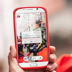 Le dernier rapport AVG confirme la percée des applications de rencontre sur Android