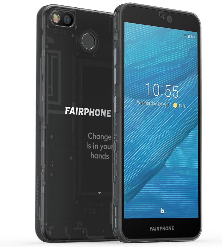 Le Fairphone 3 arrive en France avec Orange