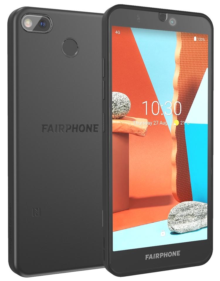 Le Fairphone 3+ débarque chez SFR