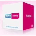 Le forfait SUMO de Prixtel à –50% sur le site d'achat groupé Lookingo.com